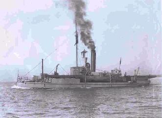 HMS Vesuvius