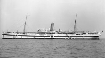 HMS Glenart Castle